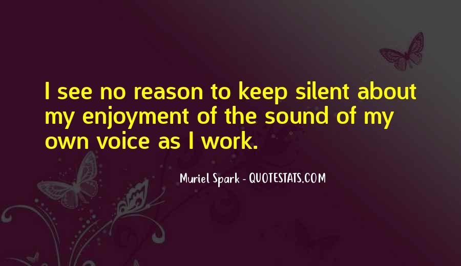No Spark Quotes #1702398