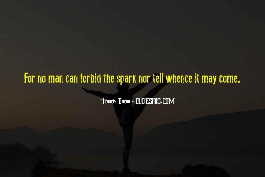 No Spark Quotes #214170