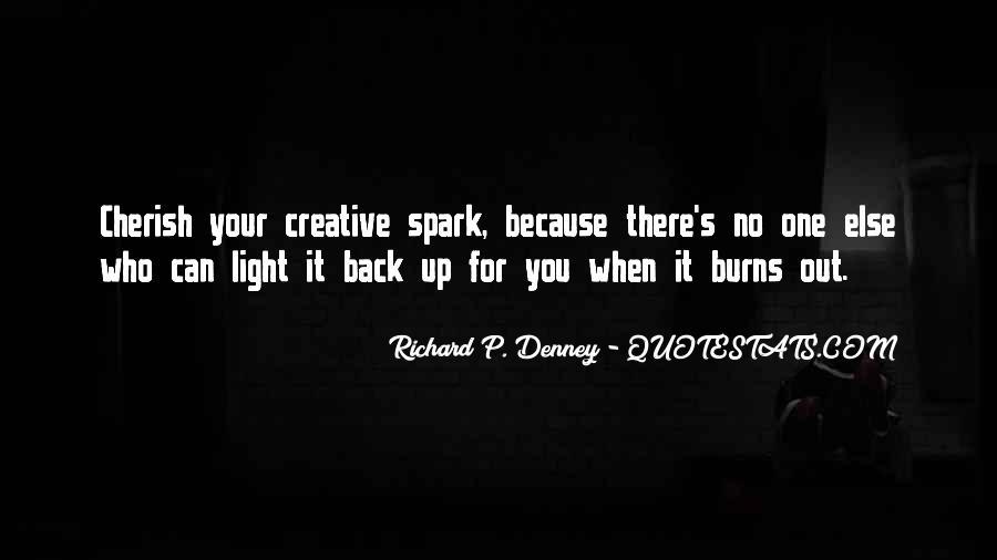 No Spark Quotes #836209