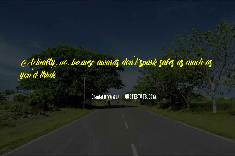 No Spark Quotes #959708