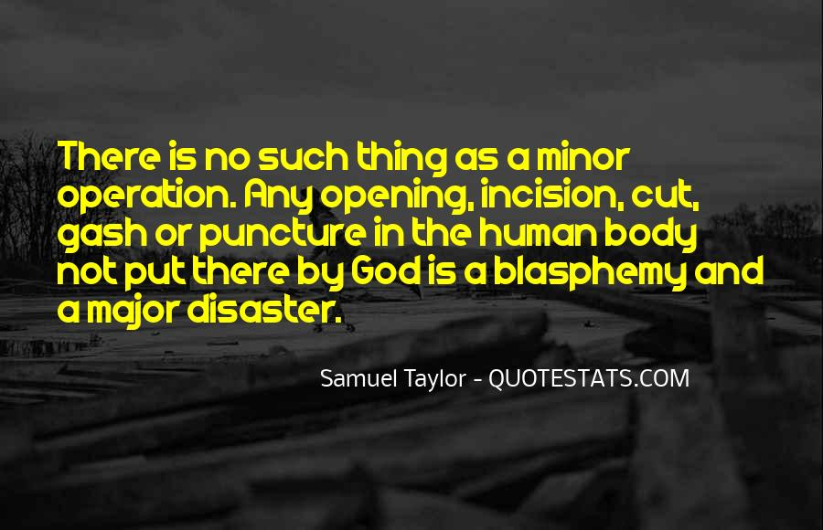 No Such Thing As God Quotes #1217752