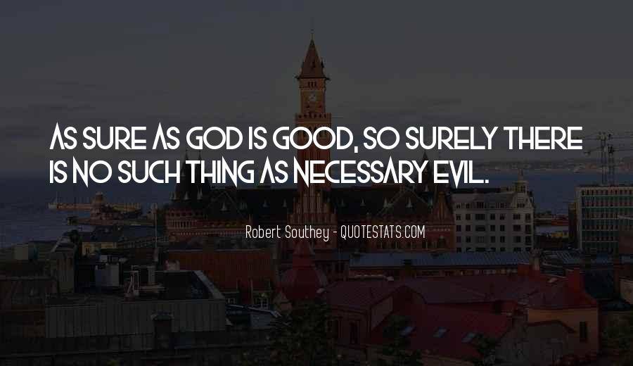 No Such Thing As God Quotes #1243085