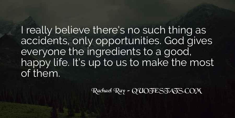 No Such Thing As God Quotes #183219