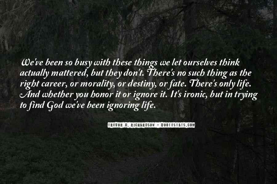 No Such Thing As God Quotes #1851319