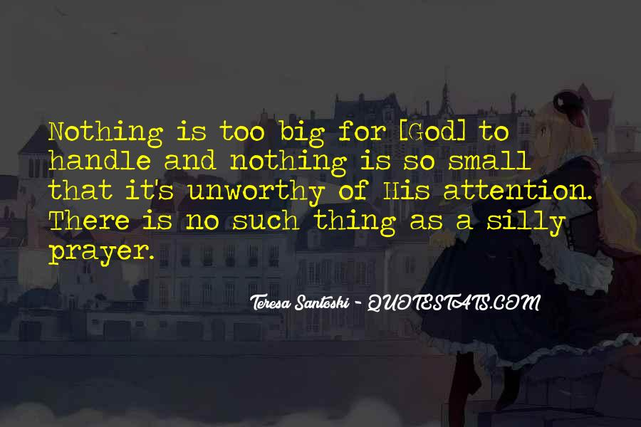 No Such Thing As God Quotes #308714