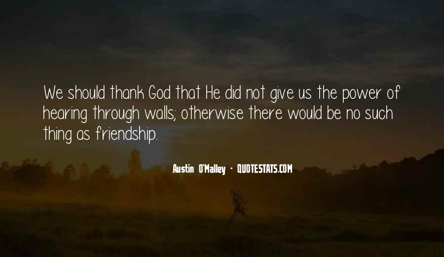 No Such Thing As God Quotes #633571
