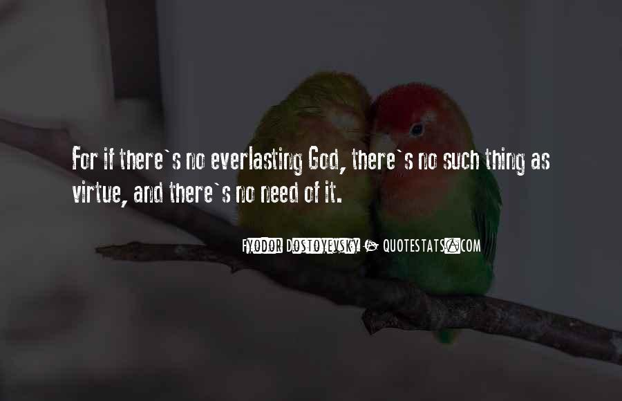 No Such Thing As God Quotes #76779
