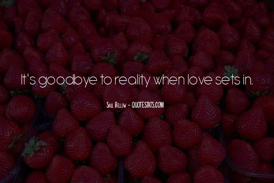 No Such Thing As Goodbye Quotes #4368