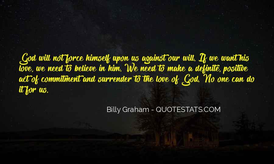 No Surrender Love Quotes #1675754