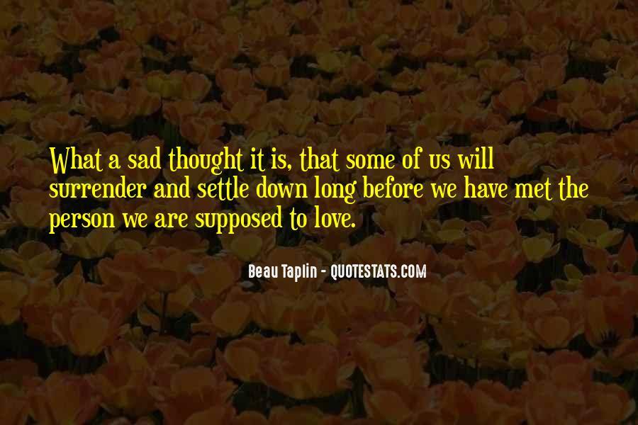 No Surrender Love Quotes #243072
