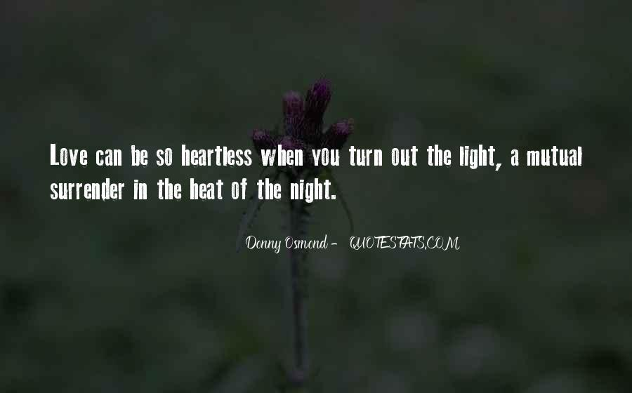 No Surrender Love Quotes #248313