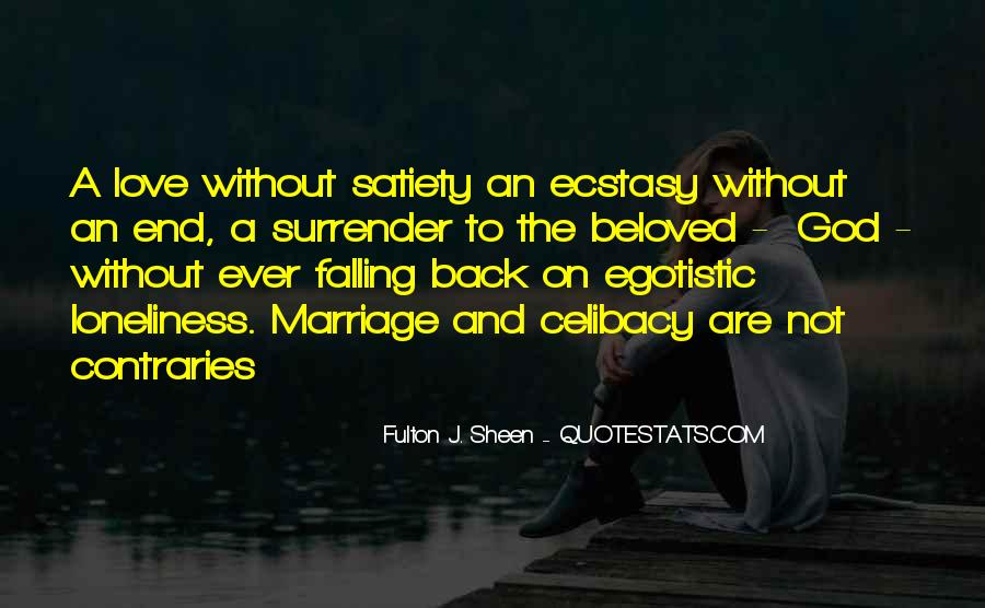 No Surrender Love Quotes #250