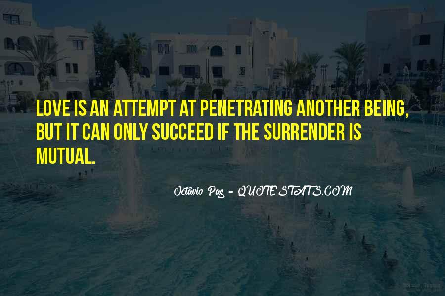 No Surrender Love Quotes #334894