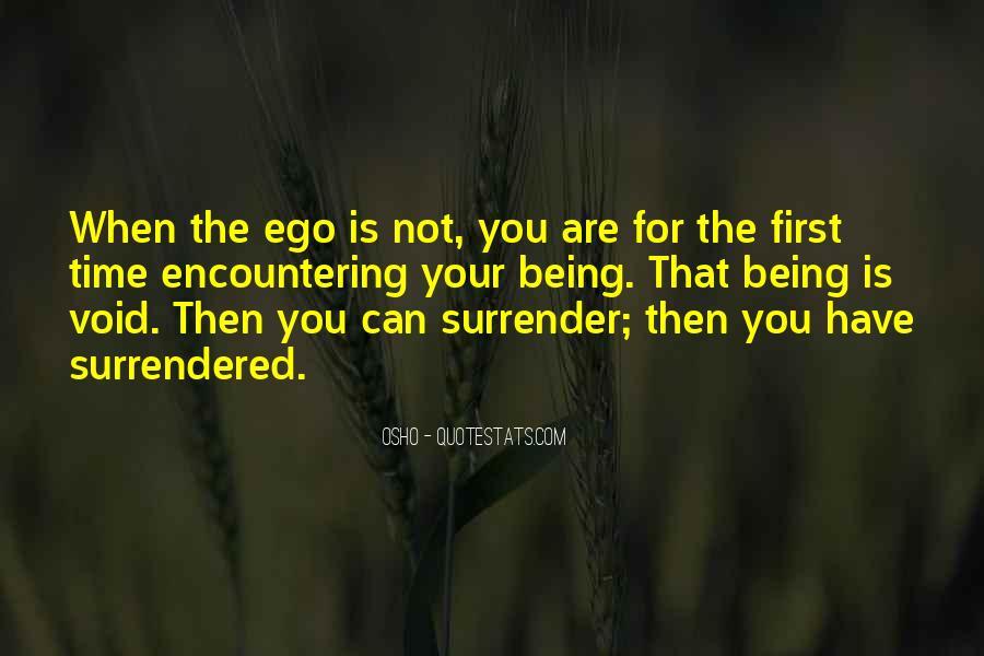 No Surrender Love Quotes #335550