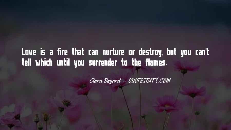 No Surrender Love Quotes #341567