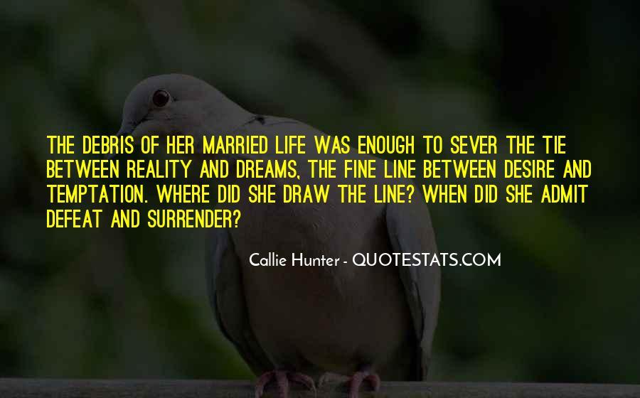 No Surrender Love Quotes #49498
