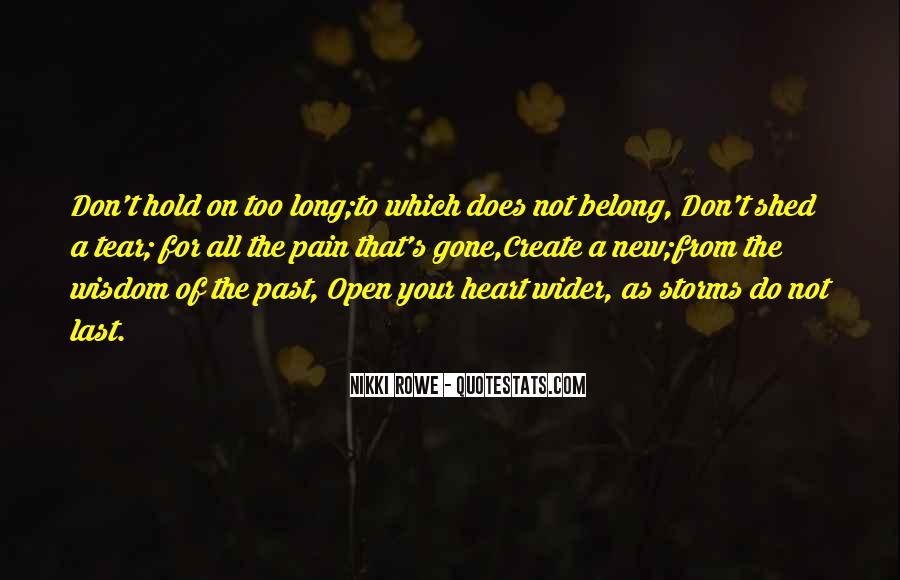 No Surrender Love Quotes #66162