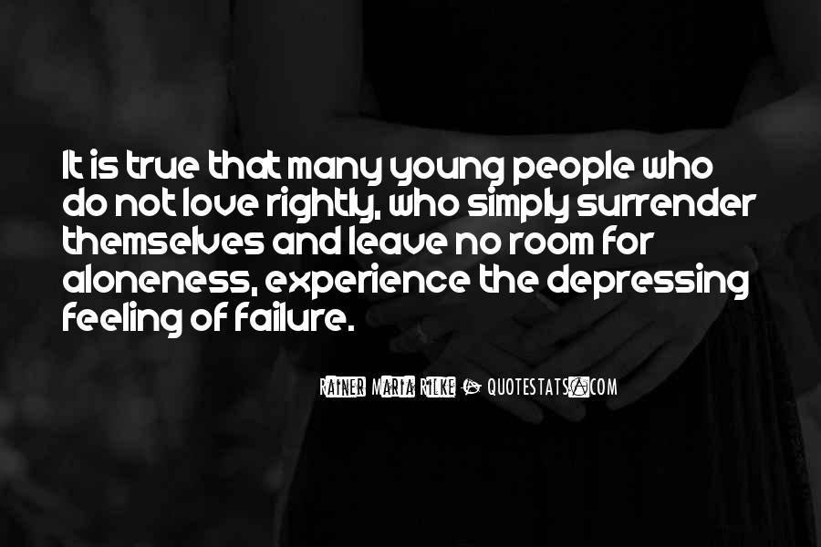 No Surrender Love Quotes #970899