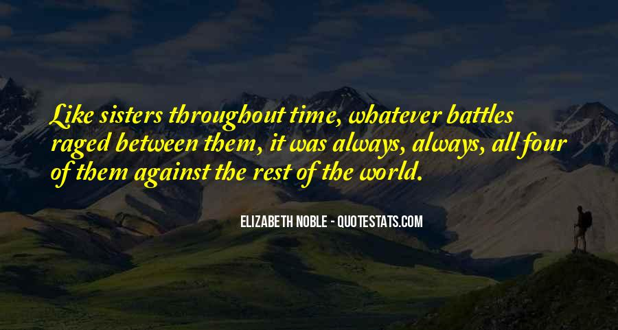 No Time To Rest Quotes #57349