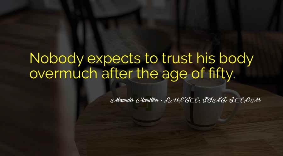 No Trust Nobody Quotes #235869
