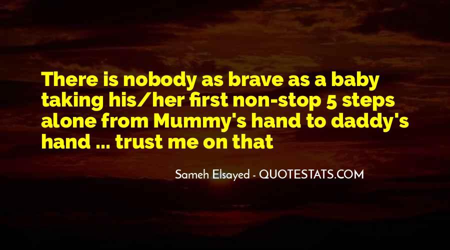 No Trust Nobody Quotes #254671