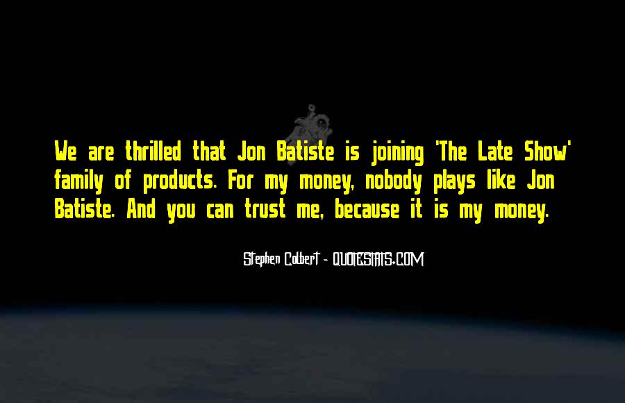 No Trust Nobody Quotes #807695