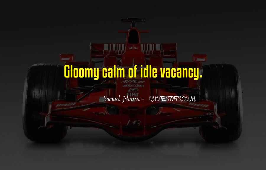 No Vacancy Quotes #2391