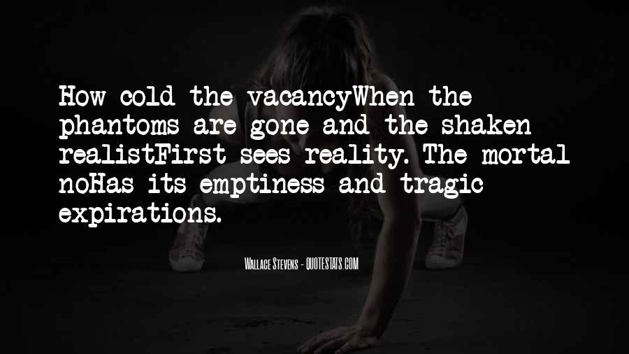 No Vacancy Quotes #381170
