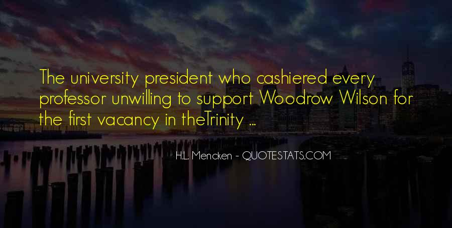 No Vacancy Quotes #4719