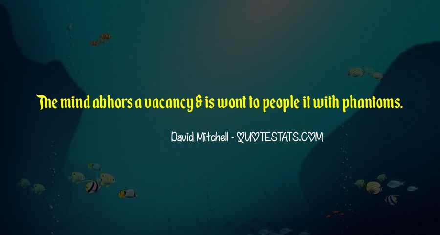 No Vacancy Quotes #791065
