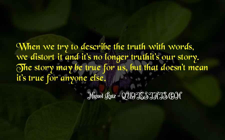 No Words Describe Quotes #1439291