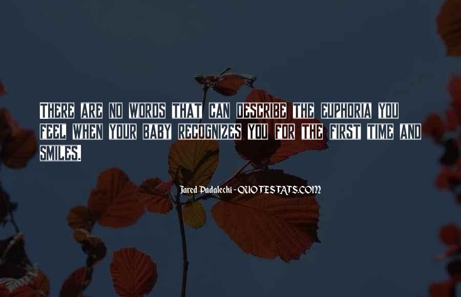 No Words Describe Quotes #1656204