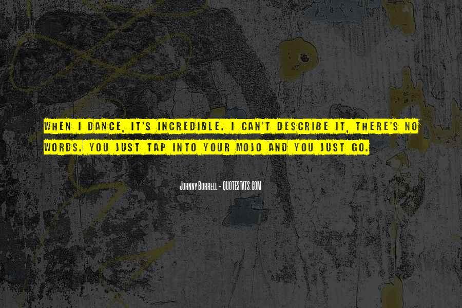 No Words Describe Quotes #1706183