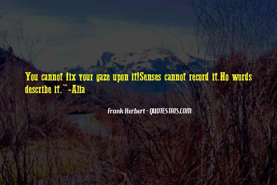 No Words Describe Quotes #1784485