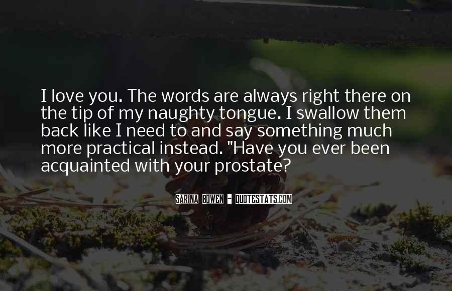 No Words To Say How Much I Love You Quotes #151592