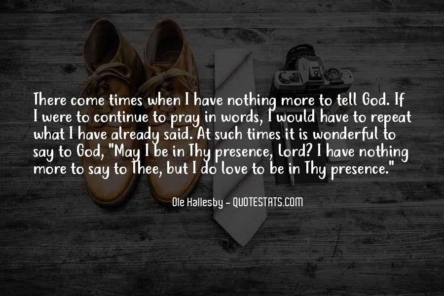 No Words To Say How Much I Love You Quotes #158420
