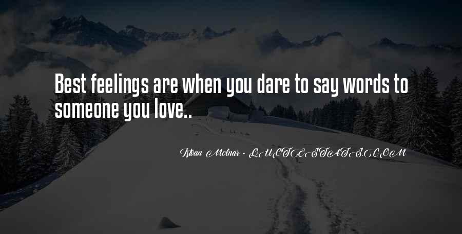 No Words To Say How Much I Love You Quotes #91566