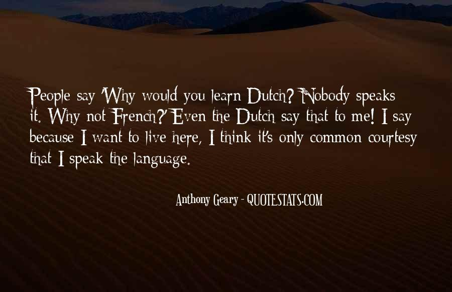 Nobody Here For Me Quotes #224346