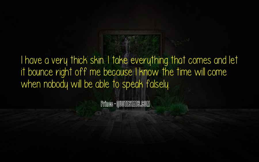 Nobody Know Me Quotes #1321752