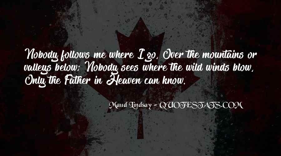 Nobody Know Me Quotes #1331789