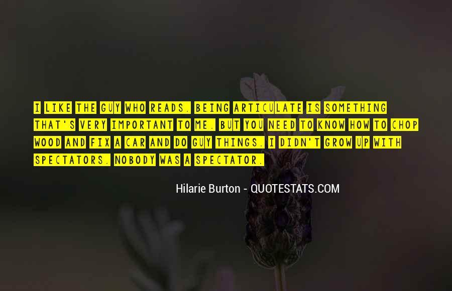 Nobody Know Me Quotes #1369754