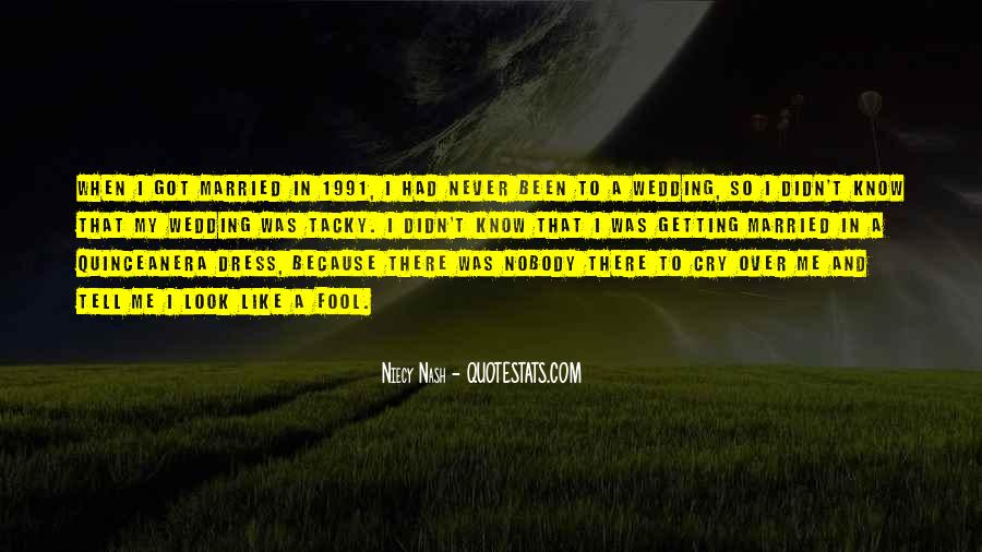 Nobody Know Me Quotes #1461206