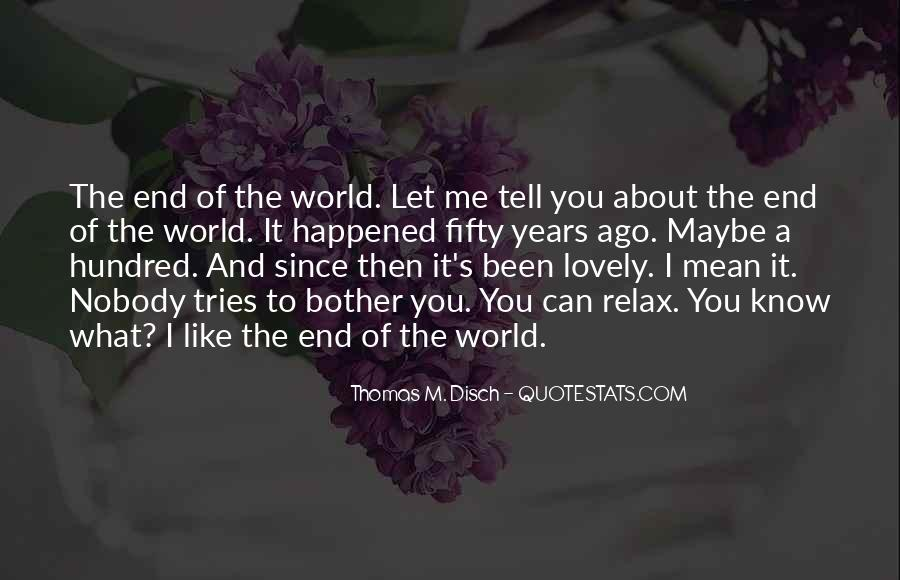 Nobody Know Me Quotes #1505183