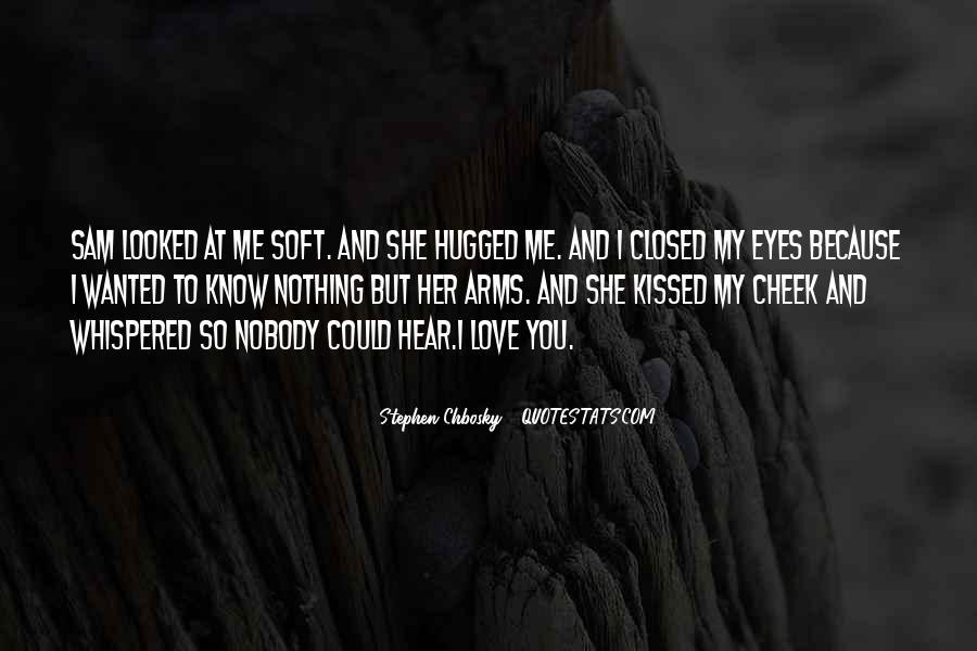 Nobody Know Me Quotes #1521019