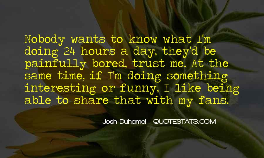 Nobody Know Me Quotes #263616