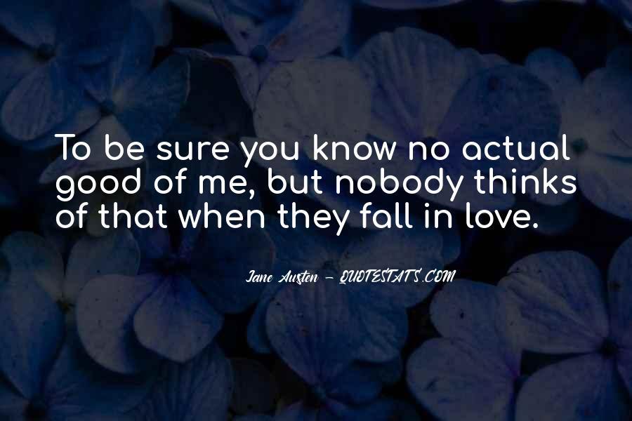 Nobody Know Me Quotes #48807