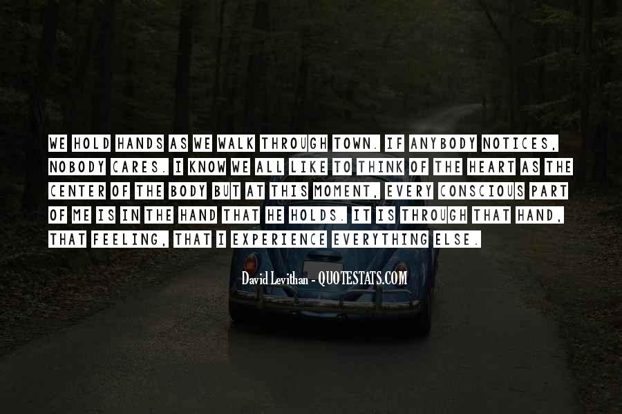 Nobody Know Me Quotes #863337