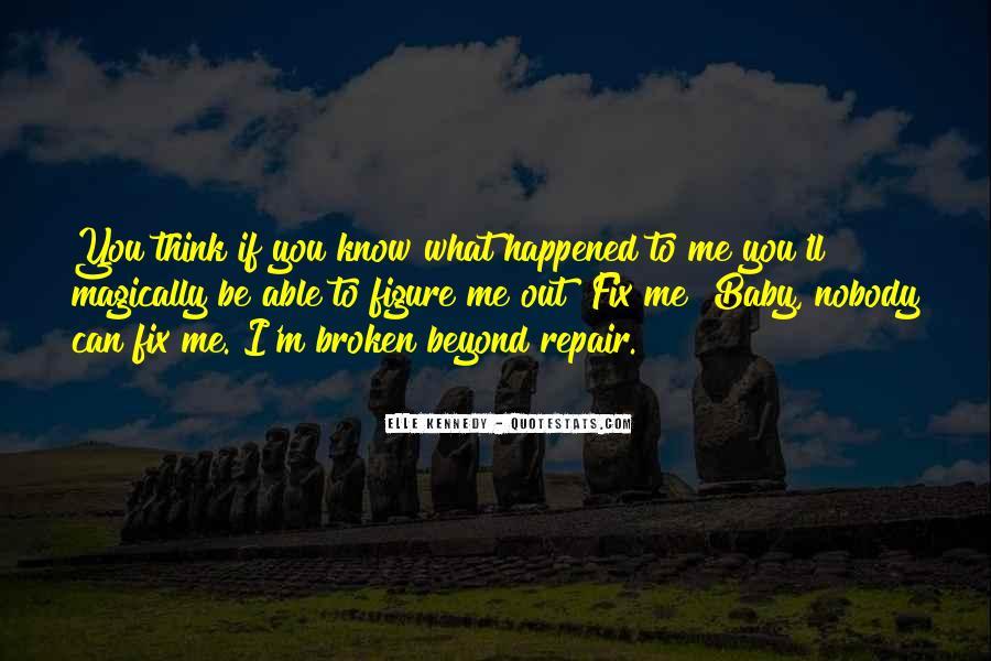 Nobody Know Me Quotes #951272