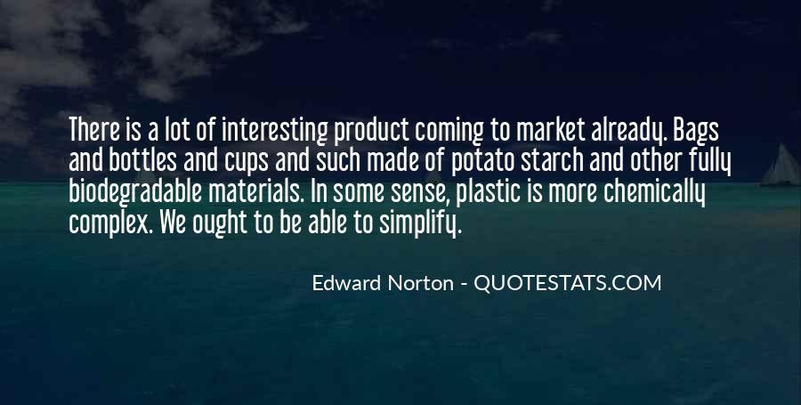 Non Biodegradable Quotes #1744344
