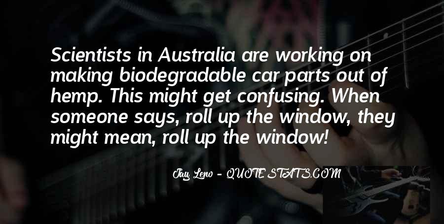 Non Biodegradable Quotes #740534